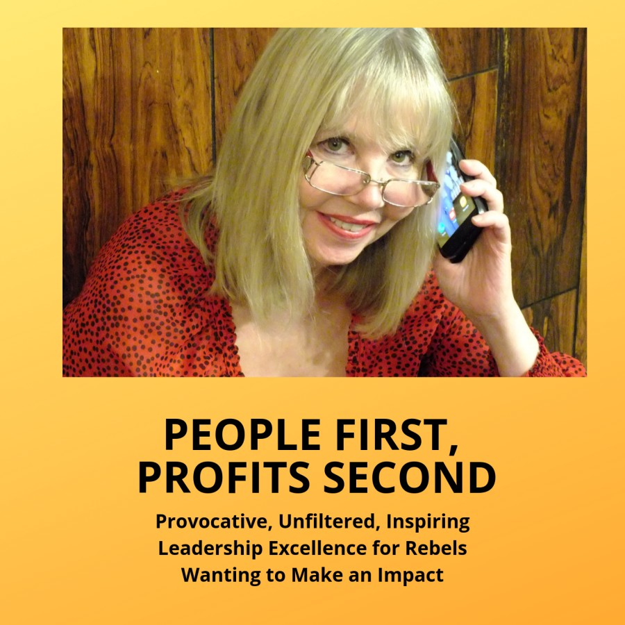 People First; Profits Second